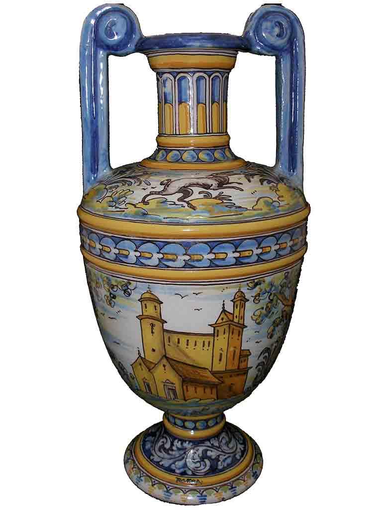 Ceramica de Talavera de la Reina